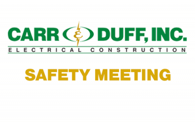 Our Recent Safety Committee Discussions