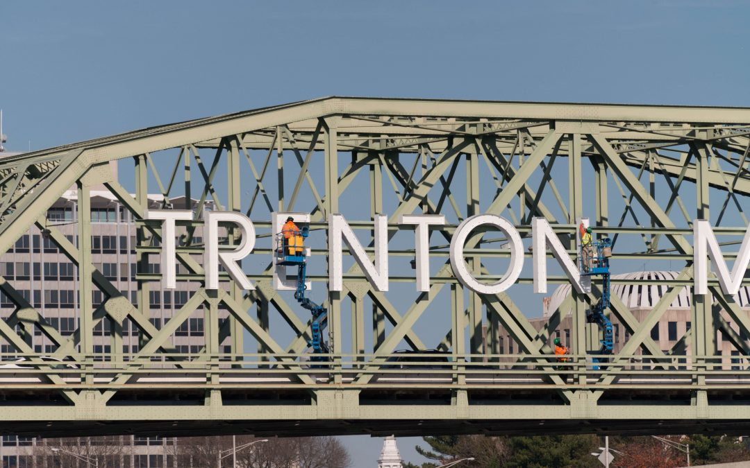 Trenton Makes the World Takes (2018)