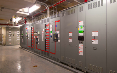 University of Pennsylvania Switchgear Upgrade and Computer Room Modification (2016)