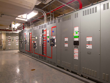University of Pennsylvania Switchgear Upgrade and Computer Room Modification (2016)